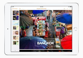 Apple Mengenalkan Versi Baru Dari iWork Dengan Dukungan Apple Pencil