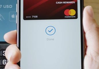 "(Video) 4 Iklan Apple Pay di iPhone X dengan Judul "" Pay and Done"""