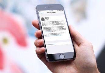 Apple Merilis iOS 11.3.1 dengan Perbaikan Penting untuk iPhone 8