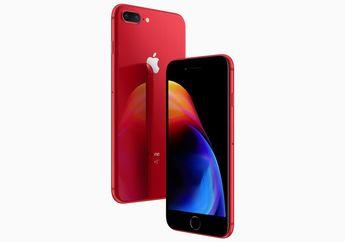 Apple Merilis iPhone 8 dan iPhone 8 Plus (PRODUCT)RED