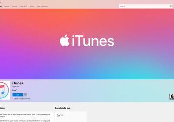 Aplikasi iTunes Akhirnya Tersedia di Microsoft Store