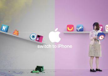 (Video) Iklan Baru 'Switch to iPhone' Jelaskan App Store dan Fitur Portrait