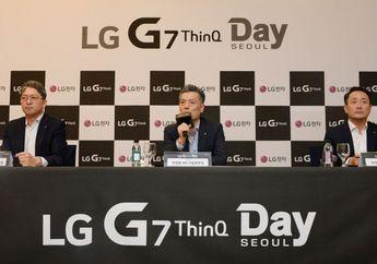 Petinggi LG: Kami Tidak Mencontek Notch di iPhone X