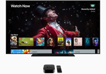 Apple Mengumumkan Fitur tvOS12 Dengan Dukungan Dolby Atmos Studio
