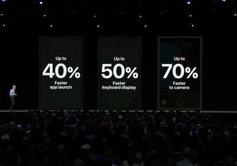 (Video) Performa iOS 12 Beta Versus iOS 11.4 di iPhone 5s, iPhone 6, iPhone 6s, iPhone 7 dan iPhone 8