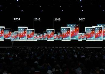 Video Keynote WWDC 2018 Sudah Tersedia di Podcasts dan YouTube