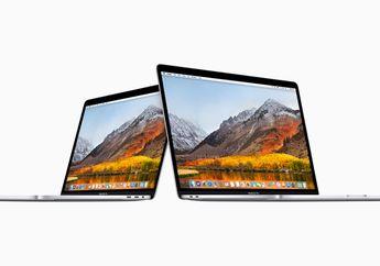 Apple Rilis MacBook Pro Touch Bar 2018: Mendukung CPU 6-Core, RAM 32GB dan SSD 4TB, True Tone Display
