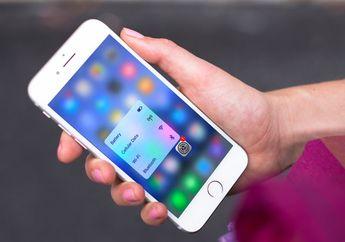 Fitur 3D Touch akan Dihapus di iPhone Masa Depan