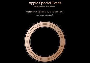 Cara Nonton Live Streaming Apple Event September 2018 di Mac, iOS dan Apple TV