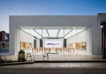 (Foto) Bocoran Bangunan Apple Store Pertama di Thailand