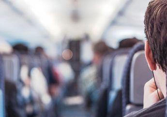 Pesawat Kembali Mendarat Karena Kasus Salah Kirim Foto dengan AirDrop