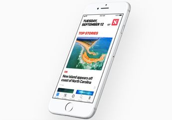 Apple Rekrut Mantan Petinggi Conde Nast untuk Kembangkan Apple News