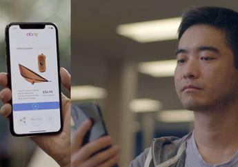 eBay Rilis HeadGaze, Akses Layar Tanpa Sentuhan dengan ARKit dan Kamera iPhone X