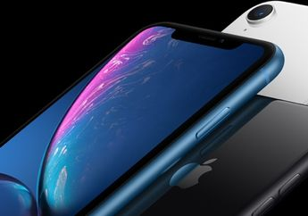 Apple Merilis iPhone Xr dengan Liquid Retina Display, 6 Warna dan Face ID