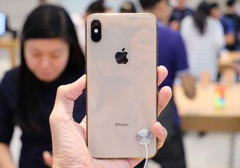 Penjualan iPhone Kalahkan Huawei di 'Singles Day' Tiongkok