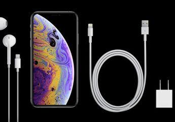Tidak Ada Lagi Lightning to 3.5mm Headphone Adapter Dalam Paket Bawaan iPhone