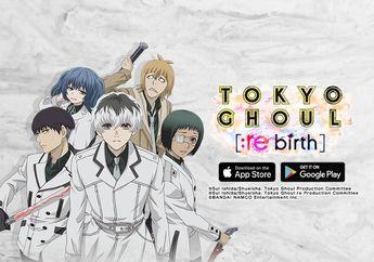 Tokyo Ghoul Versi Game Akan Hadir Di iOS Menjelang Akhir Tahun