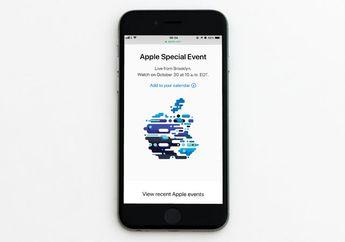 Ratusan Kreasi Logo Apple untuk Poster Apple Event Oktober 2018
