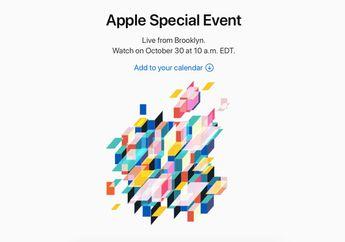 Cara Menonton Live Streaming Apple Event 30 Oktober 2018