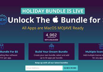 Holiday Bundle dari Bundlehunt, Mulai dari $5 Saja!