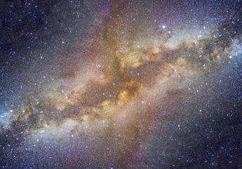 Seberapa Besar Galaksi Bima Sakti yang Menjadi Tempat Tinggal Kita?