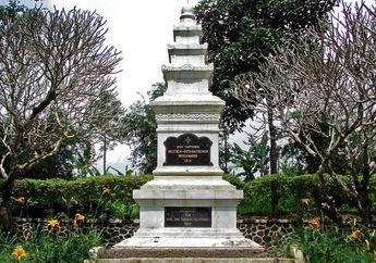 Siapa yang Membangun Monumen Perang Dunia Pertama di Cikopo?