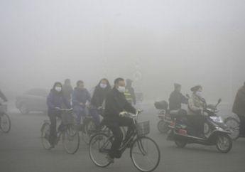 Polusi Udara Tingkatkan Risiko Alzheimer dan Keinginan Bunuh Diri