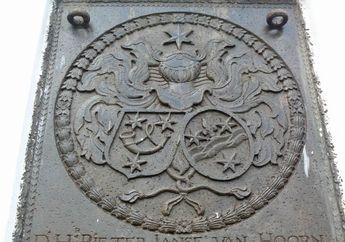 Selisik Makam Kapten Tack, Perwira VOC Abad Ke-17