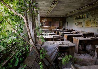Bencana Chernobyl: Apa yang Sebenarnya Terjadi 32 Tahun Lalu?