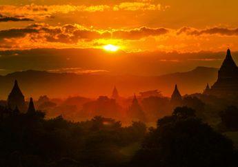 Mengapa Matahari Terbit dan Terbenam Menampilkan Warna Jingga?
