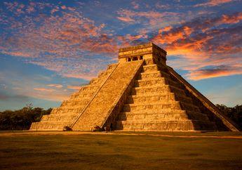 Trofi yang Dibuat dari Tengkorak Manusia Ini Ungkap Kekejaman Suku Maya