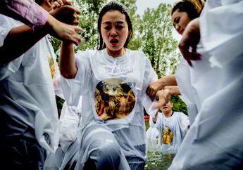 Ritual Baptis Sungai Yordan