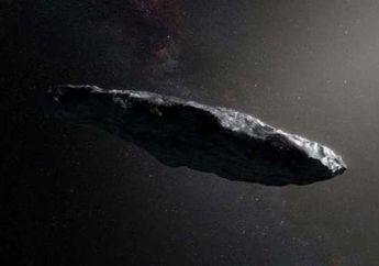 Tiga Teori yang Menyatakan Bahwa Asteroid Oumuamua Bukan Kapal Alien