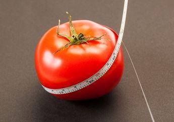 9 Manfaat Tomat Bagi Kesehatan, Salah Satunya Kurangi Risiko Kanker Serviks