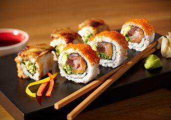 Yuk, Buat Sushi Bareng Sahabat, Ada Trik Khusus dari Chef Asal Jepang