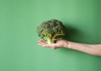 Tenang, Agar Ulat Tak Lagi Bersembunyi, Inilah Cara Mudah Mencuci Brokoli Sebelum Dimasak
