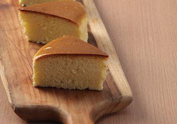 Isi Akhir Pekan dengan Membuat Japanese Cheese Cake yang Super Lembut