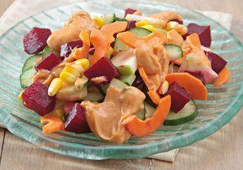 Ajak Keluarga Sarapan Sehat Dengan Salad Bit Ini, Yuk!