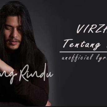 Chord Gitar Dan Lirik Lagu Tentang Rindu Virzha Ku Hanya Diam