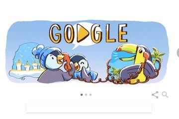 Google Doodle Hari Ini Ingatkan Moms Pentingnya Arti Liburan Semua Halaman Nakita
