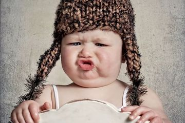 5 Ekspresi Bayi Terlucu Dan Tergemas Nomor 3 Unik Tak Terduga