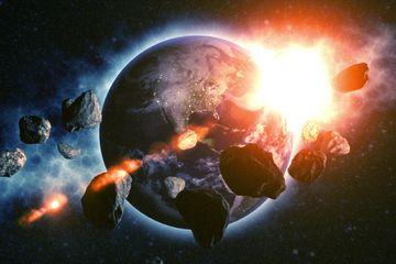 Biliar Asteroid, Ide Gila Ilmuwan Untuk Melindungi Planet Bumi