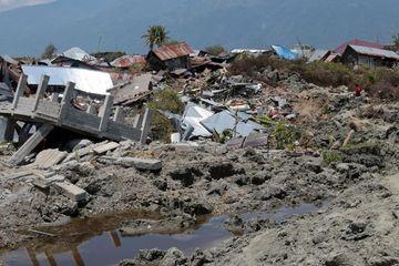 Gempa Palu Resmi Dinyatakan Sebagai Fenomena Supershear Langka