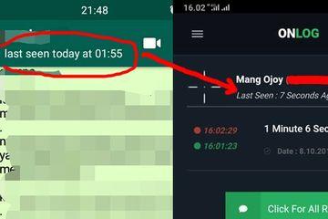 Chat Tak Dibalas? Cukup 1 Langkah Ketahui Last Seen WhatsApp