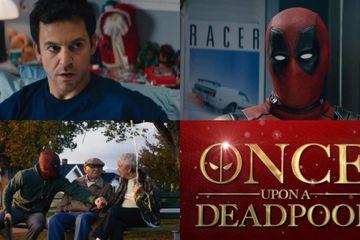 Sambut Natal 20th Fox Century Rilis Film Once Upon A Deadpool Semua Halaman Cewekbanget