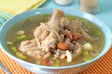 Resep Masak Ayam Kuah Kacang Merah Ini Bikin Semua Orang Jago Masak Enak Semua Halaman Sajian Sedap