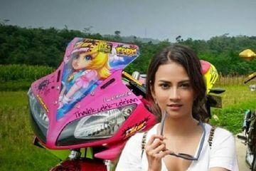 Vanessa Angel Makin Viral Lewat Meme Bersama R15 V Ixion Hingga