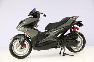 Yamaha Aerox Main Gaya Simpel, Proporsi Harian Tapi Tetap Bisa Jumawa