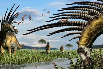 Bajadasaurus, Spesies Dinosaurus yang Memiliki Duri Mohawk di Lehernya