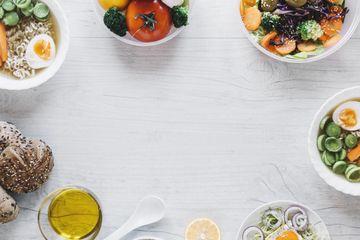 Menurunkan Berat Badan Lebih Cepat Ini Menu Makan Siang Yang Tepat Semua Halaman Nakita